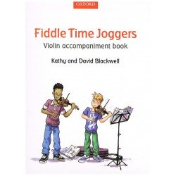 Blackwell. Fiddle Time Joggers (Violín Accompaniment Book)