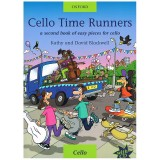 Blackwell. Cello Time Runners +CD (Cello Book 2)