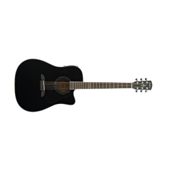 AD60CE Artist Dreadnought Sunburst o Black