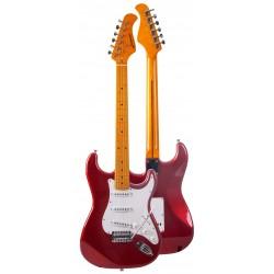 Guitarra JM FOREST Stratocaster Serie ST70MA CAR