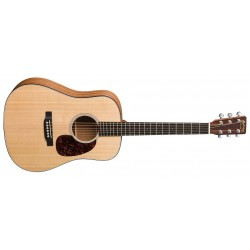 DREADNOUGHT JR JUNIOR A/E Abeto Sitka/Sapele  (MARTIN)