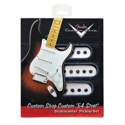 Fender Custom Shop 54 Stratocaster Pickup set