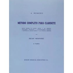 Romero, A. Metodo de...