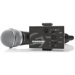 SAMSON GO MIC MOBILE HANDHELD SYSTEM