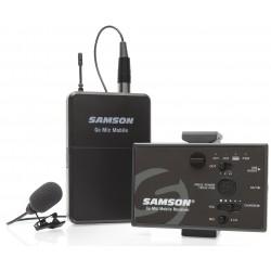 SAMSON GO MIC MOBILE LAVALIER SYSTEM