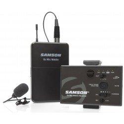 go mic mobile lavalier system