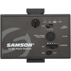 SAMSON GO MIC MOBILE RECEIVER ONLY