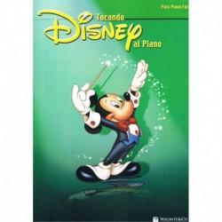 DISNEY W.- TOCANDO DISNEY AL PIANO (FACIL)