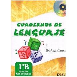 Ibañez/Cursa. Cuadernos De Lenguaje 1B. Grado Elemental