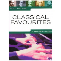 REALLY EASY PIANO. CLASSICAL FAVOURITES