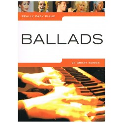 REALLY EASY PIANO. BALLADS