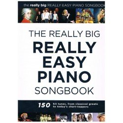 REALLY EASY PIANO. THE REALLY BIG SONGBOOK