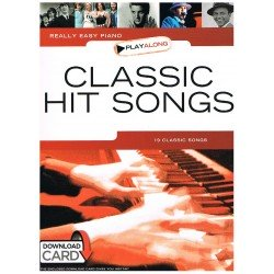 REALLY EASY PIANO. CLASSIC HIT SONGS