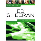REALLY EASY PIANO. ED SHEERAN