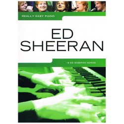 REALLY EASY PIANO. ED SHEERAN