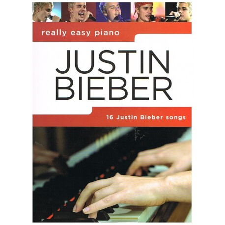 REALLY EASY PIANO. JUSTIN BIEBER