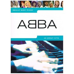 REALLY EASY PIANO. ABBA