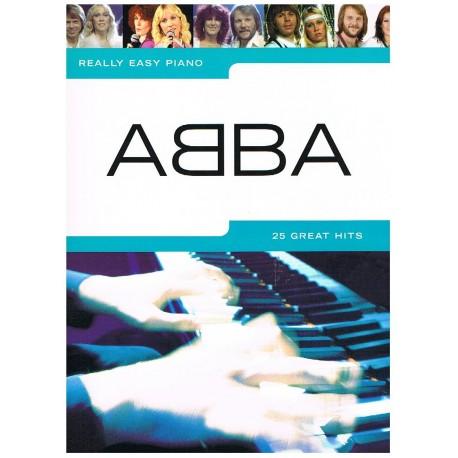REALLY EASY PIANO. ABBA