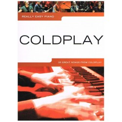 REALLY EASY PIANO. COLDPLAY
