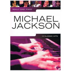 REALLY EASY PIANO. MICHAEL JACKSON