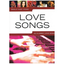 REALLY EASY PIANO. LOVE SONGS