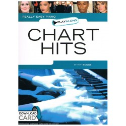 REALLY EASY PIANO. CHART HITS PLAYALONG + DOWNLOAD CARD