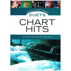 REALLY EASY PIANO. CHART HITS DUETS