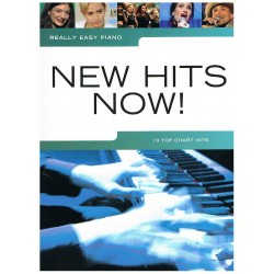 REALLY EASY PIANO. NEW HITS NOW!