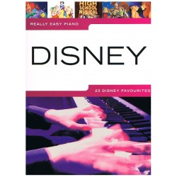 REALLY EASY PIANO. DISNEY