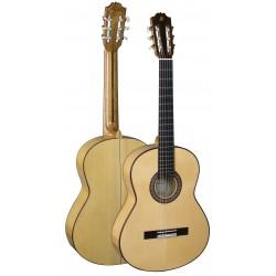 """Guitarra """"admira"""" Flamenco F5 TODO MACIZO"""