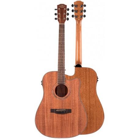 Guitarra Electro Acustica JM Forest SD26CEQ