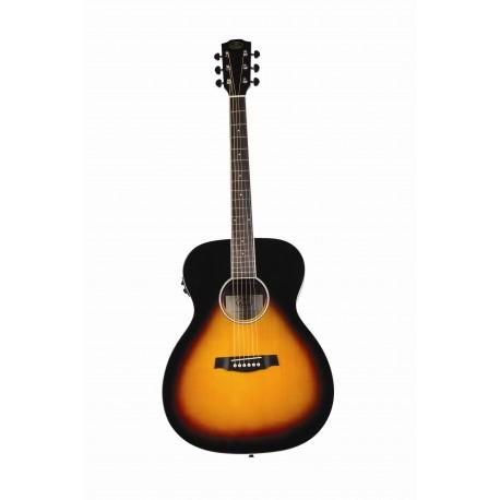 Guitarra Electro Acustica JM Forest SD30EQ