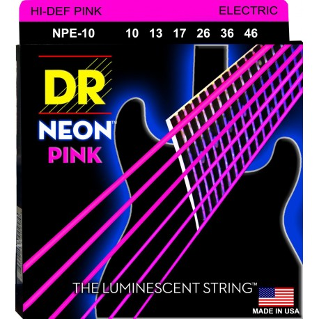 npe 10 neon pink