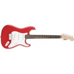 Fender Squier Bullet Strat HT Fiesta Red