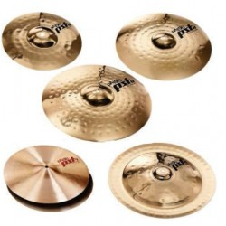 "Plato ""PAISTE"" PST8 Medium Hi-Hat 14"""