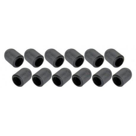 Accessorios para tensores y tension rods Lug Tips 12 uds.