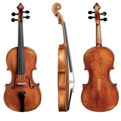 Violín Germania 11 Modelo Praga antiguo 4/4