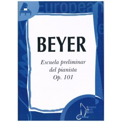 BEYER Escuela preliminar del pianista