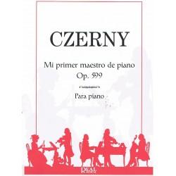 Czerny. Mi Primer Maestro de Piano Op.599