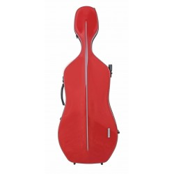 Gewa Estuche Cello Air 3.9 Rojo/Negro