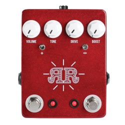 RUBY RED Butch Walker Overdrive