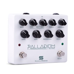 PALLADIUM WHITE Gain Stage