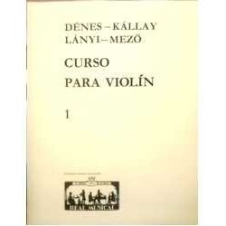 Denes/Lanyi/ Curso para Violín Vol.1