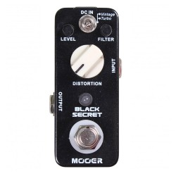 BLACK SECRET Distortion
