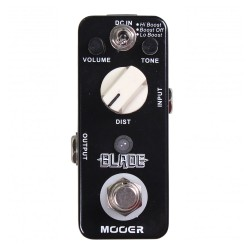 BLADE Heavy metal distortion
