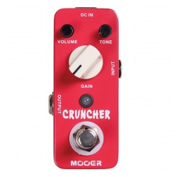 CRUNCHER Distortion
