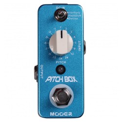 PITCH BOX Harmony/Pitch shifting