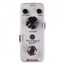 TRIANGLE BUFF Fuzz pedal