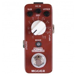 PURE OCTAVE Octave pedal