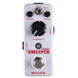 SWEEPER Bass filter